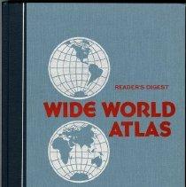 Image of Reader's Digest wide world atlas - Reader's Digest Association.