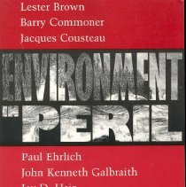 Image of Environment in peril -