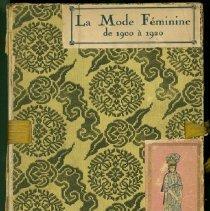 Image of La Mode Feminine de 1900 a 1920 -