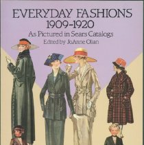 Image of Everyday fashions, 1909-1920, as pictured in Sears catalogs -