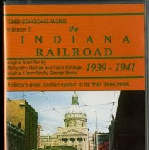 Image of The Indiana Railroad, 1939-1941 [videorecording] : [Indiana's great traction system in its final three years] -