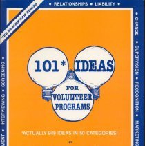 Image of 101* ideas for volunteer programs - McCurley, Stephen.