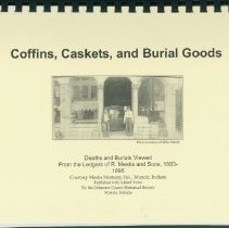 Image of Coffins, caskets, and burial goods : deaths and burials viewed from the ledgers of R. Meeks and Sons, 1883-1895 -