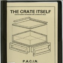 Image of The crate itself : proven design techniques and alternative ideas   - Compiled by Brent A. Powell.