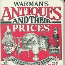 Image of Warman's antiques and their prices -