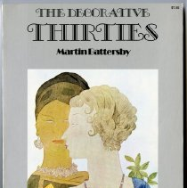 Image of Decorative thirties, The - Battersby, Martin.