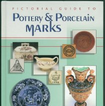Image of Pictorial guide to pottery & porcelain marks - Lage, Chad.