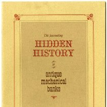 Image of Fascinating hidden history in antique mechanical banks, The - Levy, Joseph, Jr..