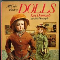 Image of All color book of dolls - Desmonde, Kay.