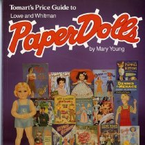 Image of Tomart's price guide to Lowe and Whitman paperdolls - Young, Mary .