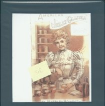 Image of American jelly glasses : a collector's notebook - Bowditch, Barbara