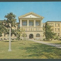 Image of Postcard - Administration Building