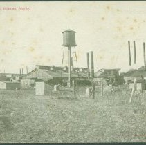 Image of Postcard - Indiana Glass Works, Dunkirk, Indiana