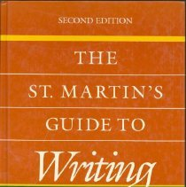 Image of St. Martin's guide to writing, The - Axelrod, Rise B.