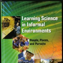 Image of Learning science in informal environments : people, places, and pursuits -