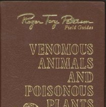 Image of Venomous animals and poisonous plants, North America, north of Mexico - Foster, Steven, 1957-