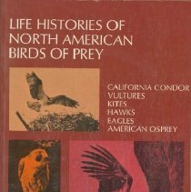Image of Life histories of North American birds of prey : California condor, vultures, kites, hawks, eagles, American osprey - Bent, Arthur Cleveland, 1866-1954.
