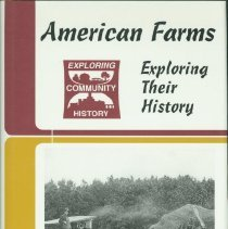 Image of American farms : exploring their history - Hurt, R. Douglas