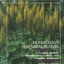 Image of Herbaceous perennial plants : a treatise on their identification, culture, and garden attributes - Armitage, A.M. (Allan M.)