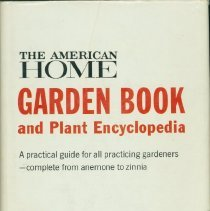 Image of American home garden book and plant encyclopedia, The -