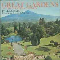 Image of Great gardens of the Western World - Coats, Peter.