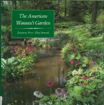 Image of American woman's garden, The - Verey, Rosemary.