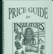 Image of Price Guide for Insulators, A History and Guide to North American Glass Pintype Insulators - McDougald, John.