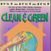 Image of Clean & green : the complete guide to nontoxic and environmentally safe housekeeping - Berthold-Bond, Annie.