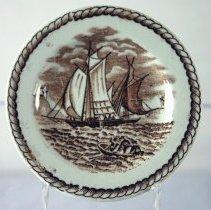 Image of Plate, Tea
