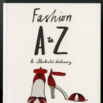 Image of Fashion A to Z : an illustrated dictionary - Newman, Alex.