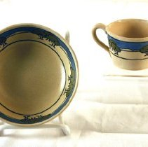 Image of Set, Tableware