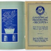 Image of 1915, Book 16, Edition H front page and inside cover