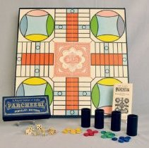 Image of Set, Parcheesi