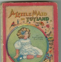 Image of Book - A Little Maid in Toyland