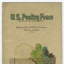 Image of Catalog - U. S. Poultry Fence:  The Netting That Stands Alone