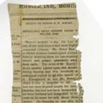 Image of Clipping, Newspaper
