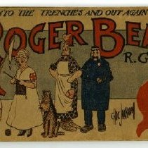 Image of Book, Comic - Into the Trenches & Out Again with Roger Bean