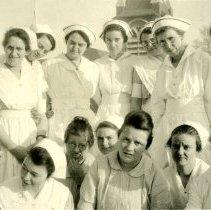 Image of Group of nurses