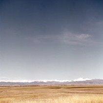 Image of Longs Peak and Mt. Meeker - Transparency, Slide