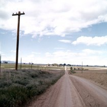 Image of Country Road - Transparency, Slide