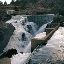 Image of Home Supply Dam - Transparency, Slide