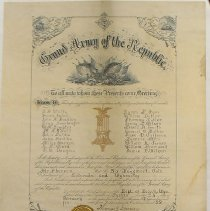 Image of Charter certificate