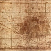 Image of Drumm's pocket map of Longmont