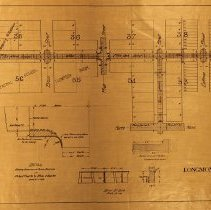 Image of Map of the Longmont Paving Distirct no 3.