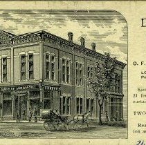 Image of Dickens Opera House card
