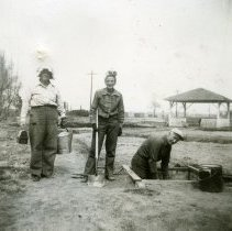 Image of Niwot Garden Club - Rose Whaley, Jane Johnston, Earn Whaley