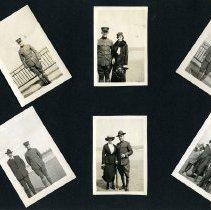 Image of Raymond White WW I Album, page 016