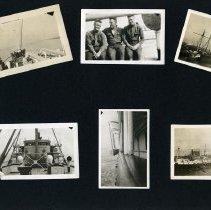 Image of Raymond White WW I Album, page 021