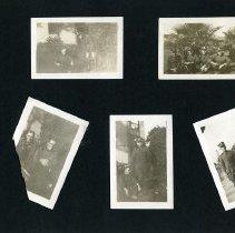 Image of Raymond White WW I Album, page 029