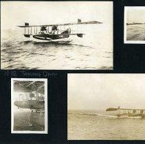 Image of Raymond White WW I Album, page 033